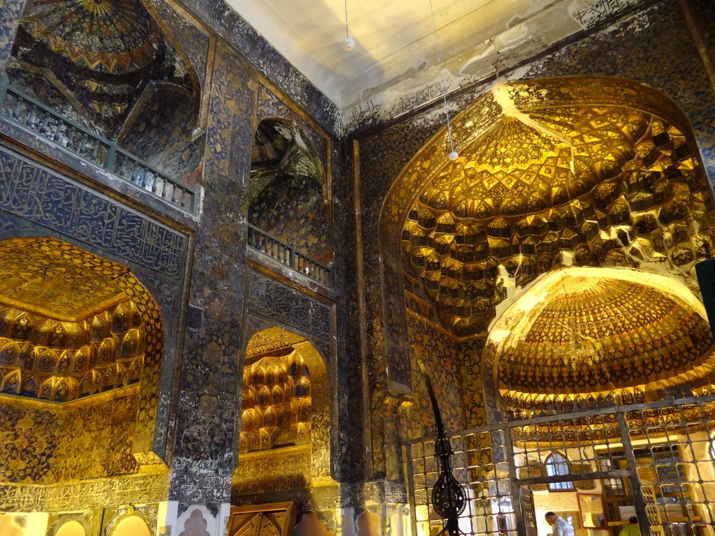 Interior of Sheikh Safi al-Din Shrine | © Adam Jones / Flickr