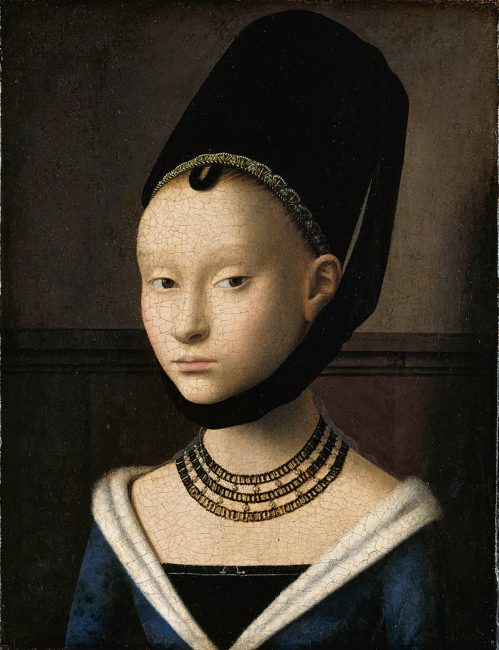 Portrait of a Young Girl | Petrus Christus / Wikimedia Commons