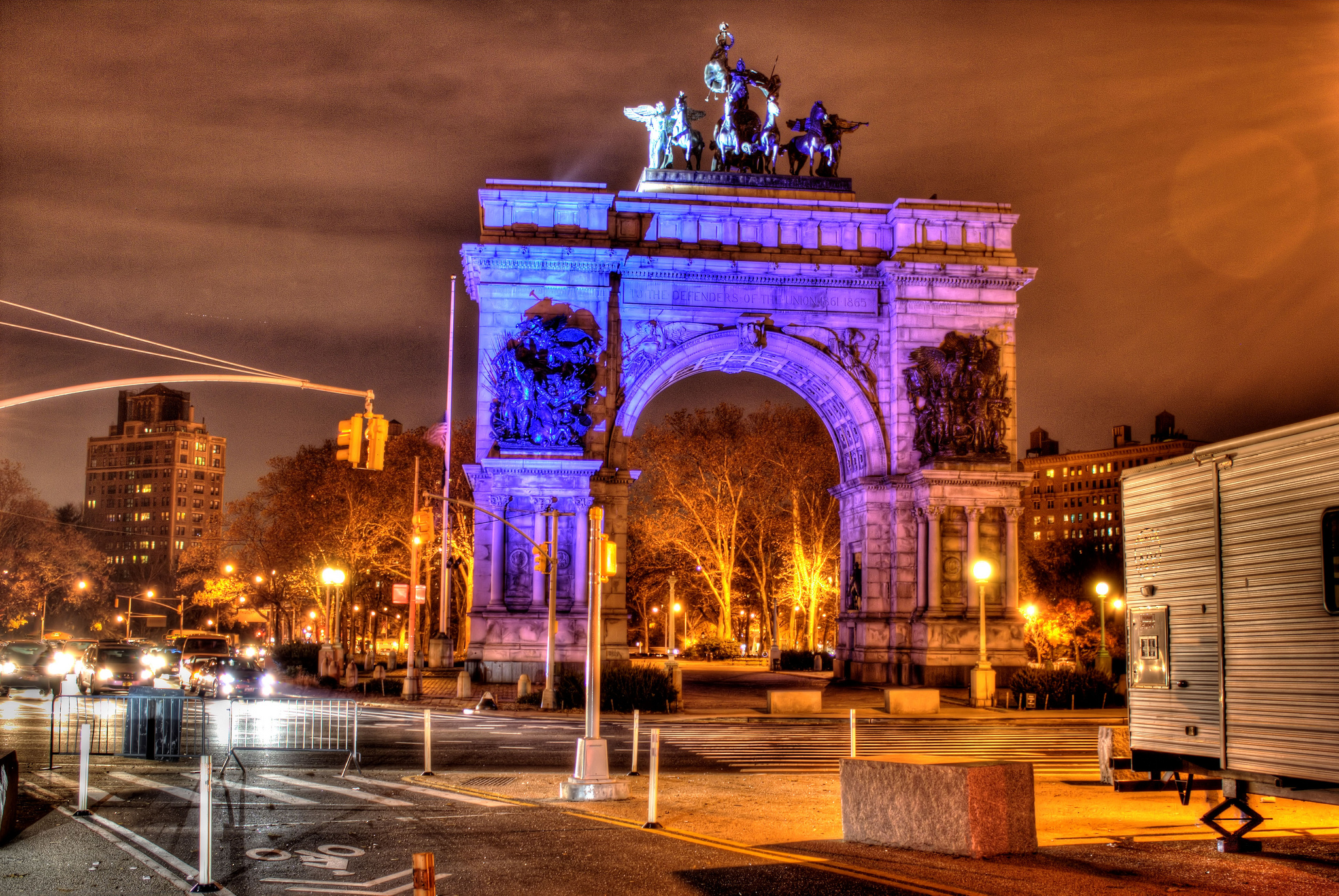 Grand Army Plaza | mike/Flickr