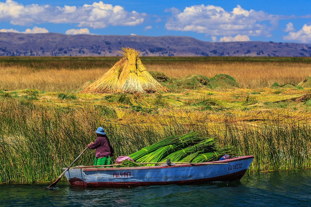 Lake Titicaca | © Murray Foubister/Flickr