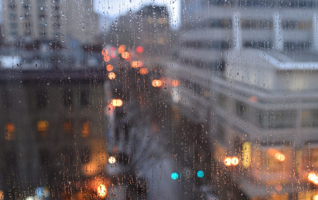Portland Rain | © gsloan/Flickr