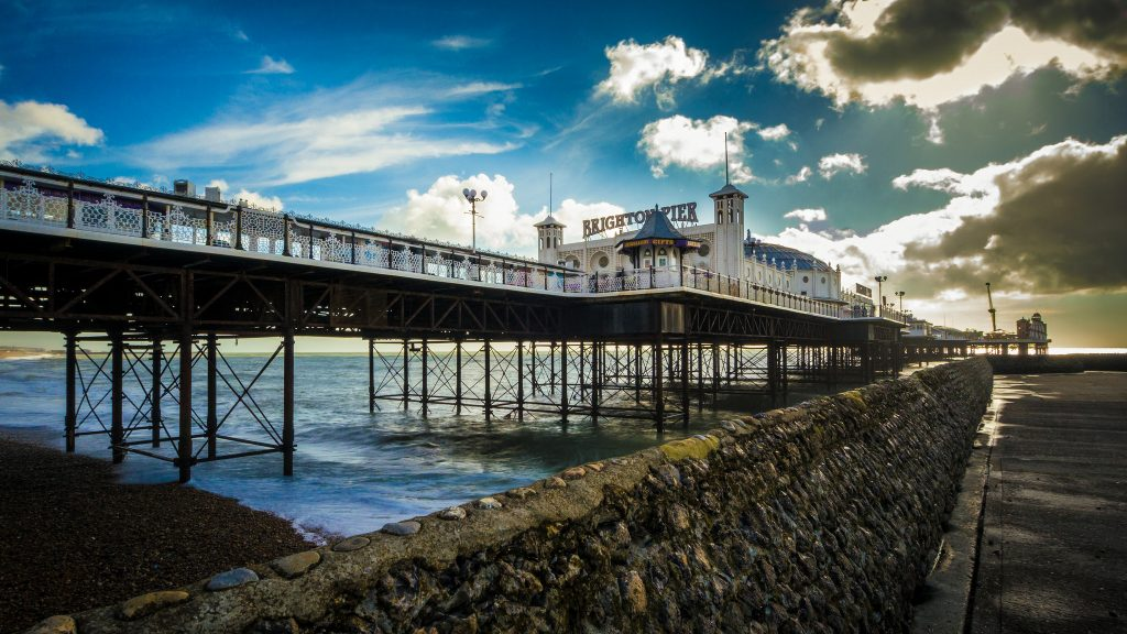 Palace Pier | ©amipal/Flickr