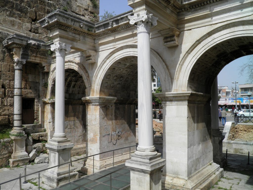 All You Need to Know About Hadrian's Gate, the Famous Arch in Antalya