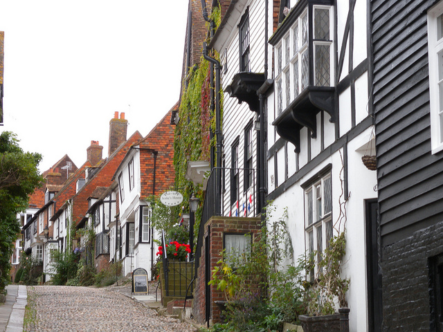Mermaid Street, Rye | © VSjax/Flickr