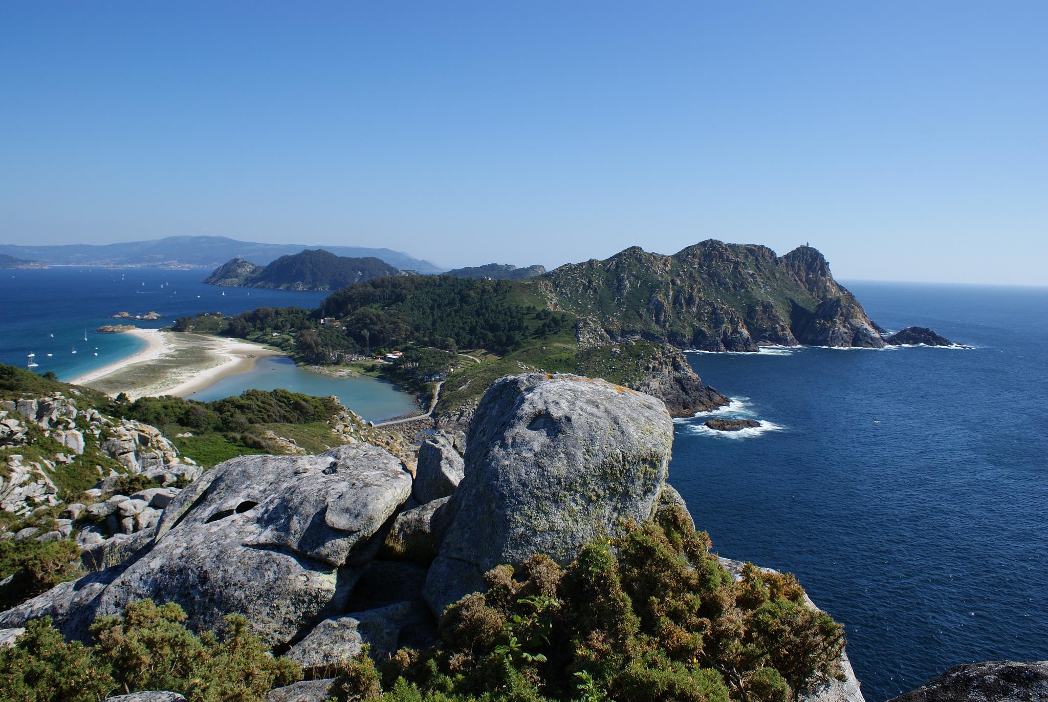 Ciés Islands © Galicia Sustentable