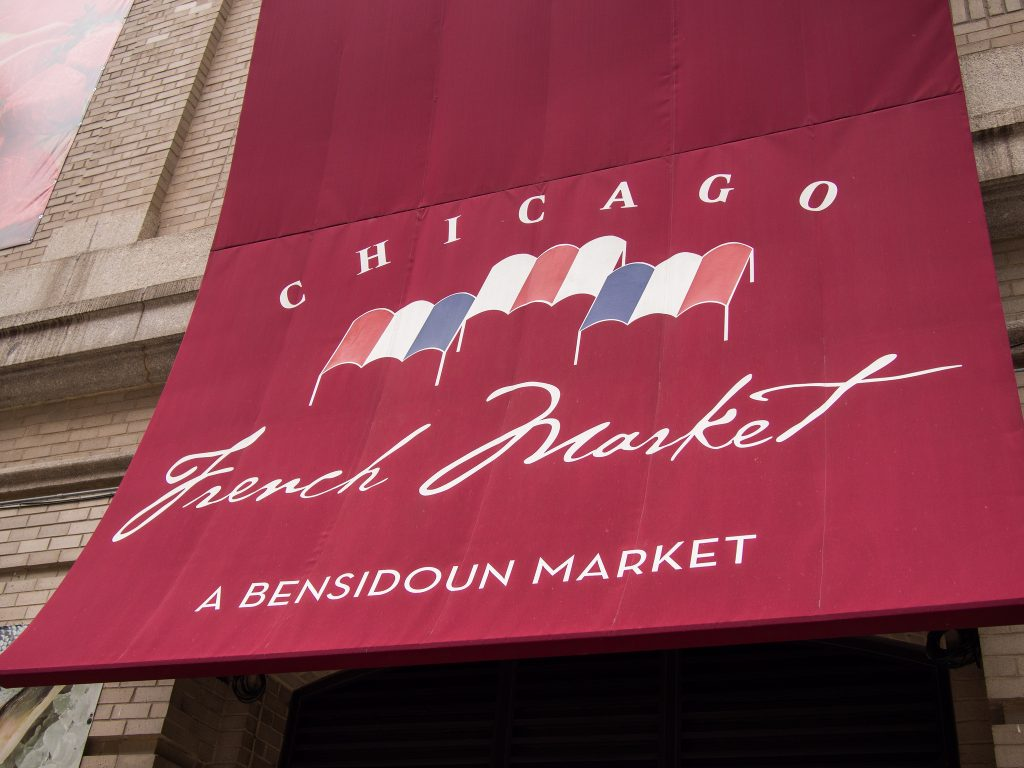 Chicago French Market | © Edsel Little/Flickr