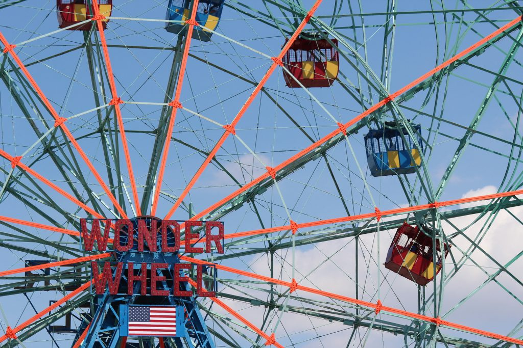 Wonder Wheel | Shinya Suzuki/Flickr