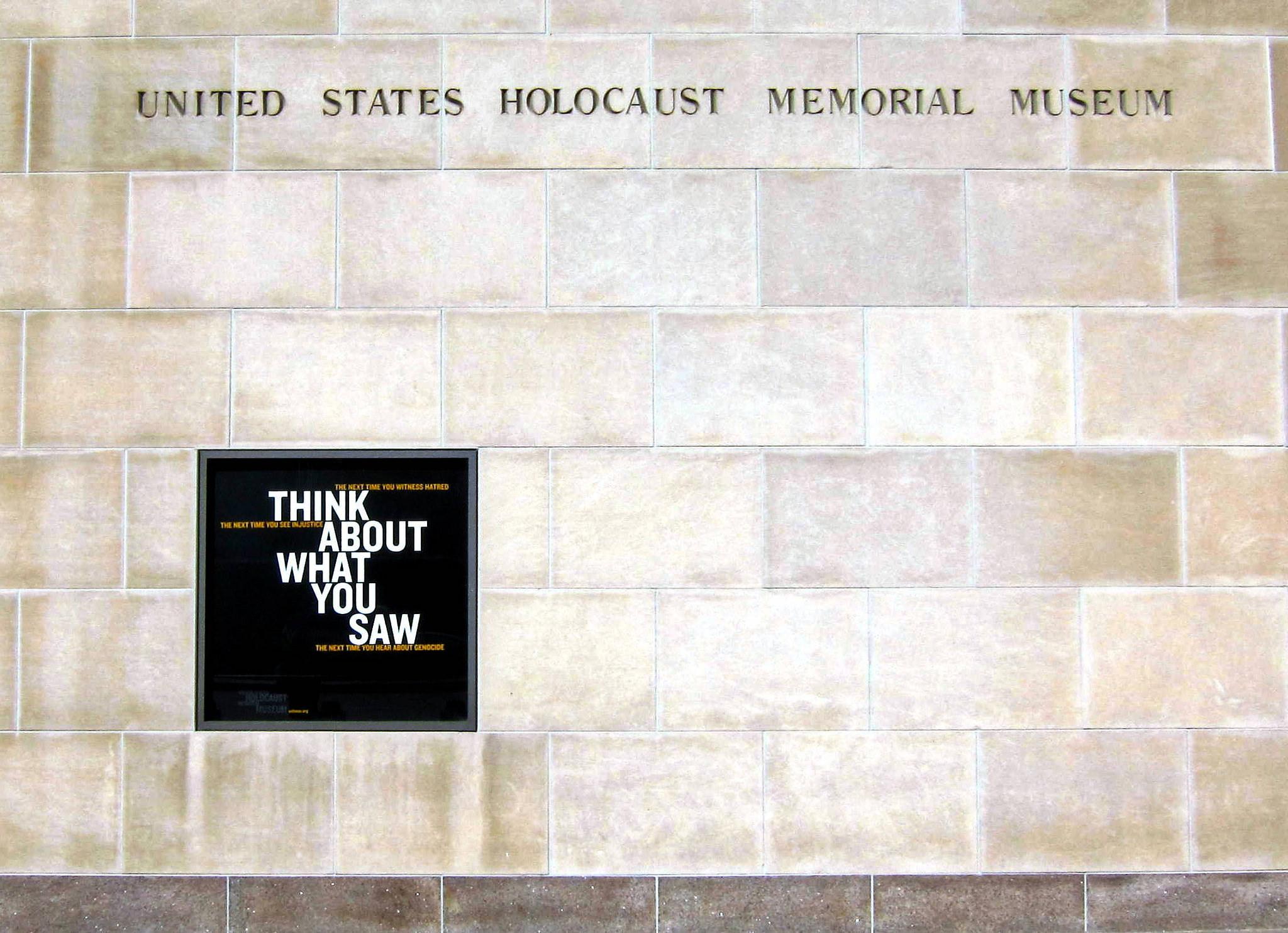 U.S. Holocaust Museum | © NCinDC / Flickr