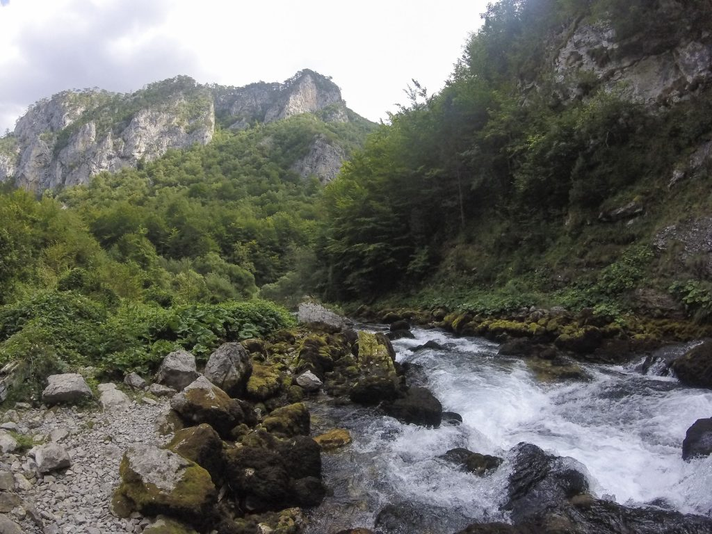Gavin Greene   A waterfall on the Tara River, Durmitor National Park