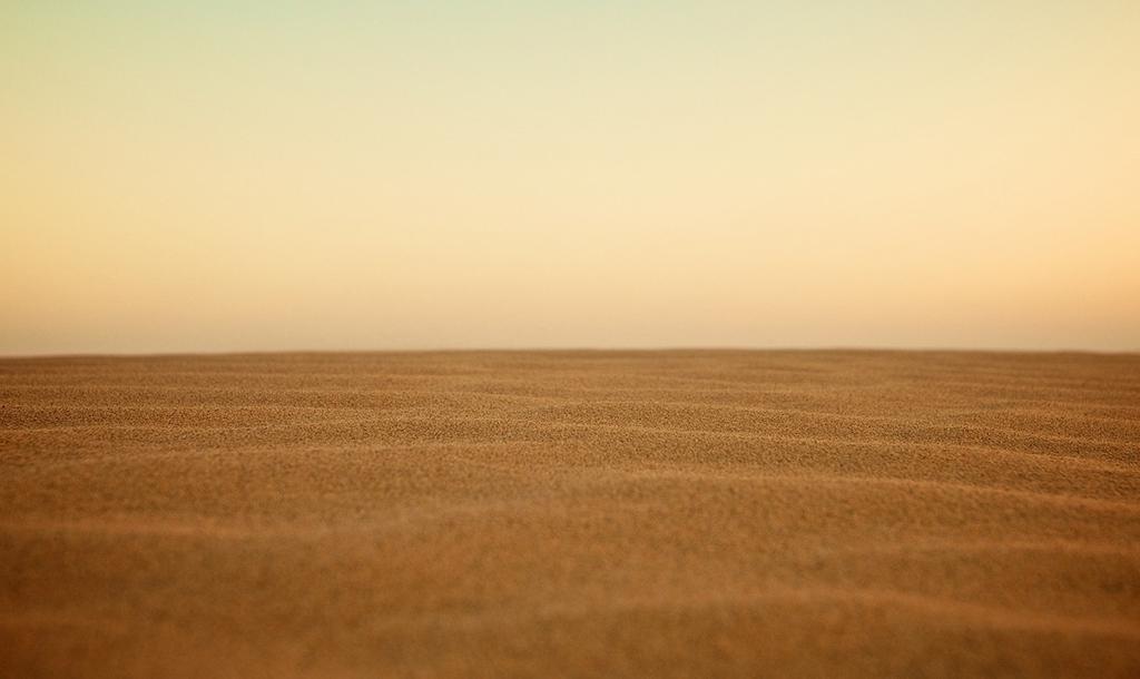 Desert   ©Tim De Groot / Unsplash