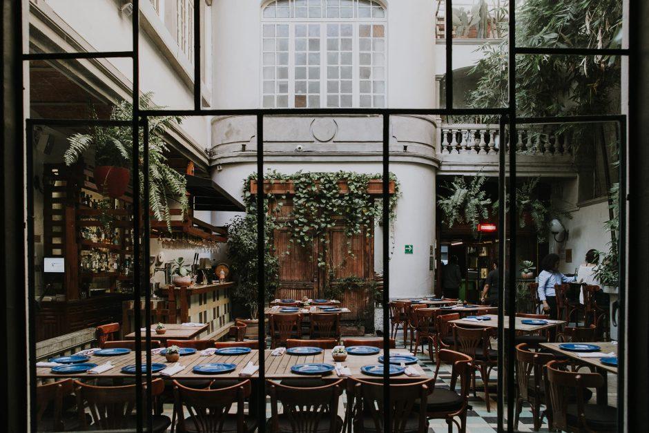 Roma Norte Mexico City Restaurants