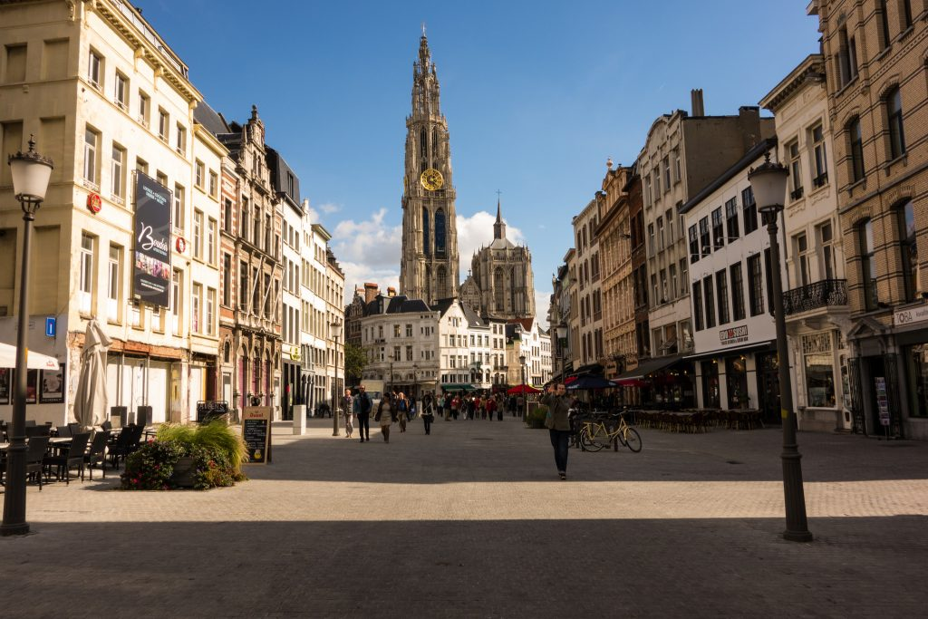 Antwerp's Cathedral of Our Lady | © Nan Palmero / Flickr