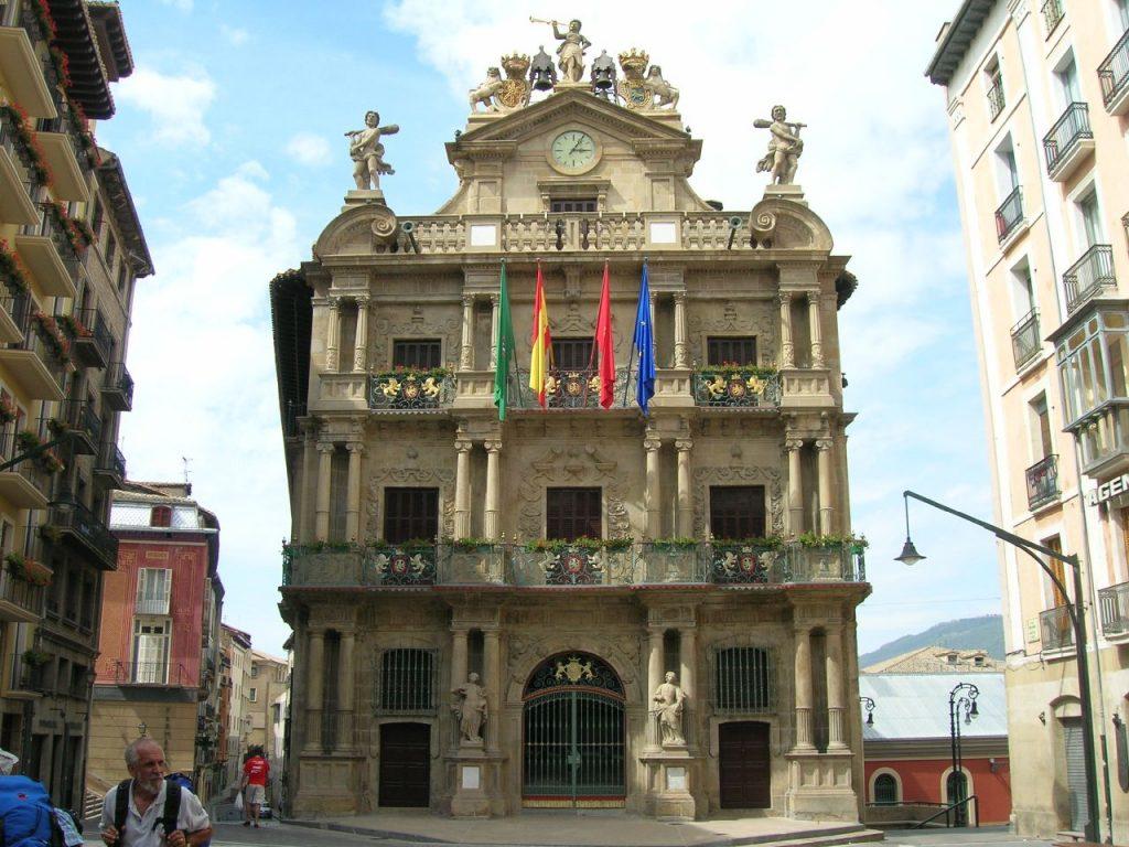 Ayuntamiento de Pamplona, Spain | ©José Antonio Gil Martínez / Flickr