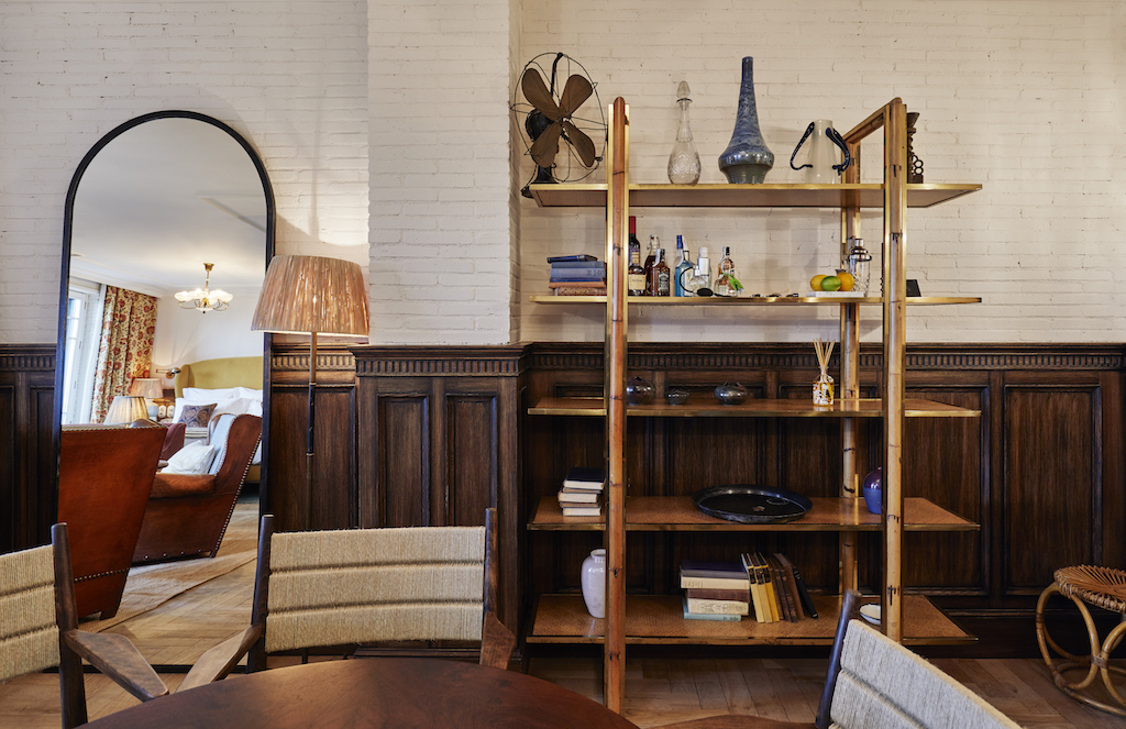 A room at Soho House Barcelona | Courtesy of Soho House