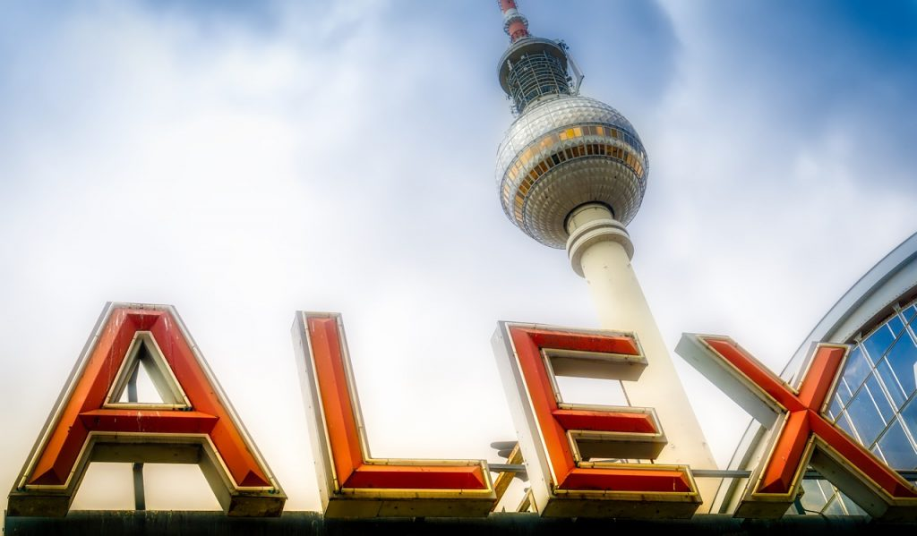 For Berliners, Alexanderplatz is simply called 'Alex' | ©Thomas Wolter / Pixabay
