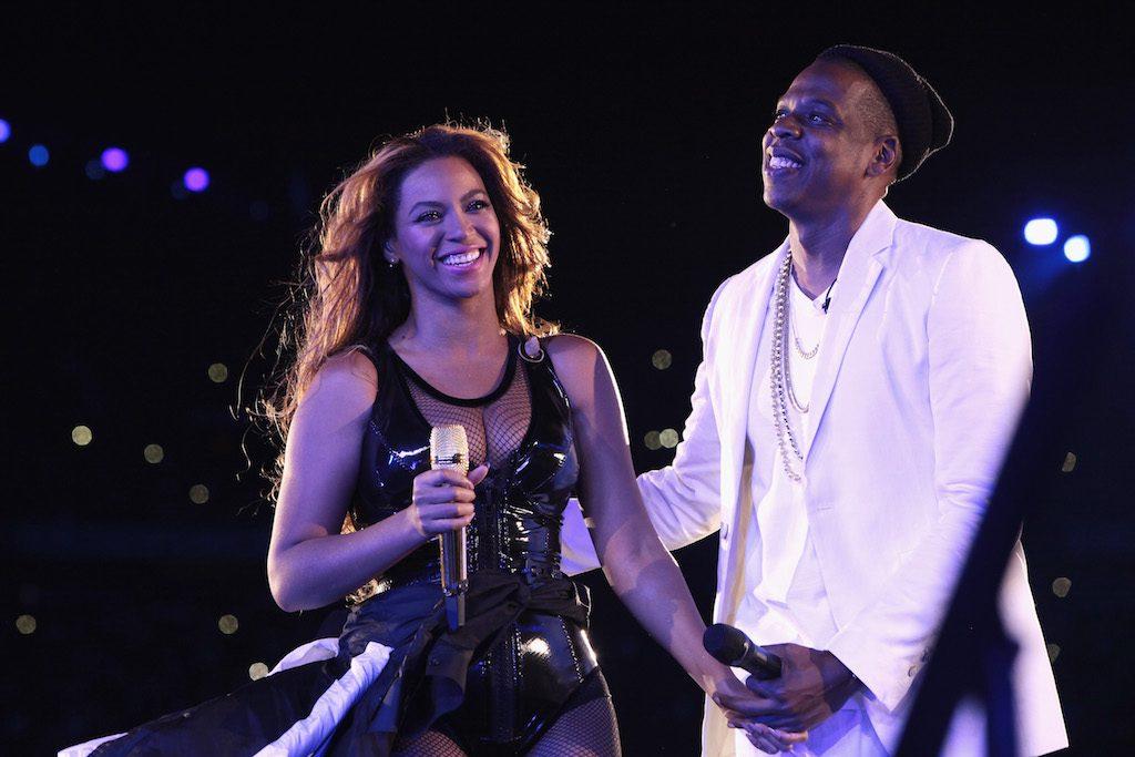 Beyonce and Jay Z in Paris, 2014 | © Myrna Suarez