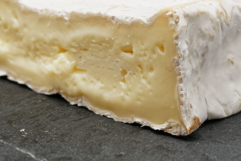 Brie de Meaux │© Thesupermat / Wikimedia Commons