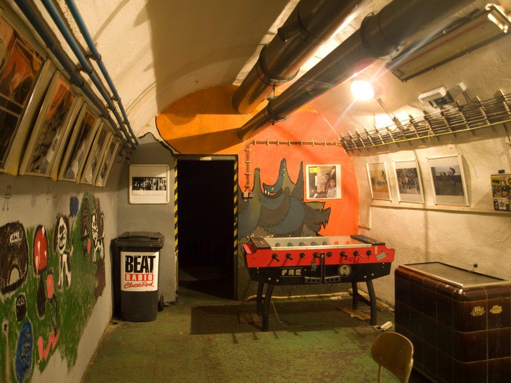 Prague nuclear bunker | Honza Groh / Wikimedia