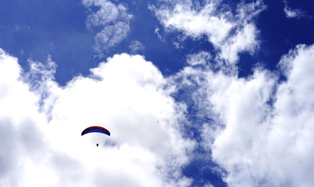 Paraglide | © Pixabay / Pexels