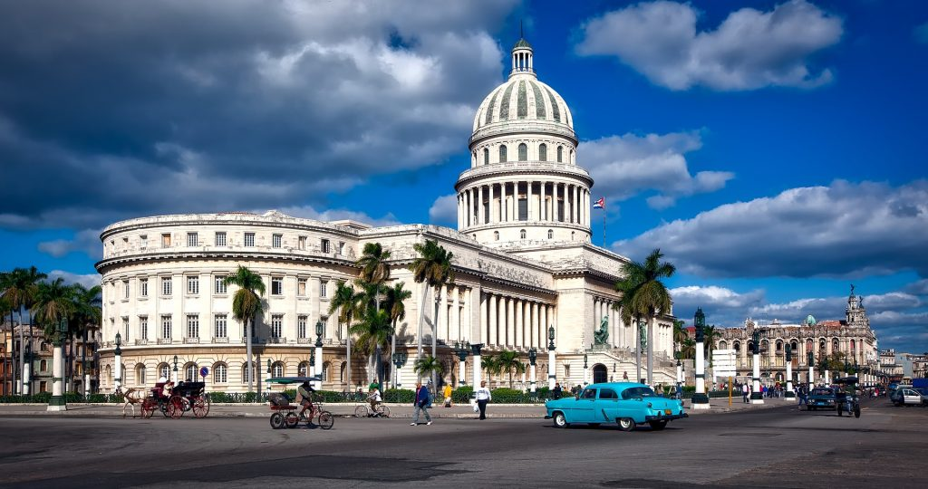 Capitol Building, Havana | tpsdave / Pixabay