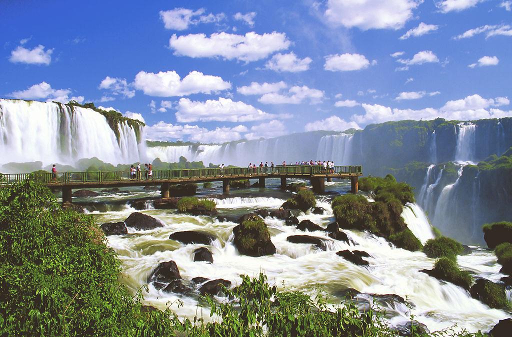 Foz do Iguaçu |© Killerado BR/WikiCommons