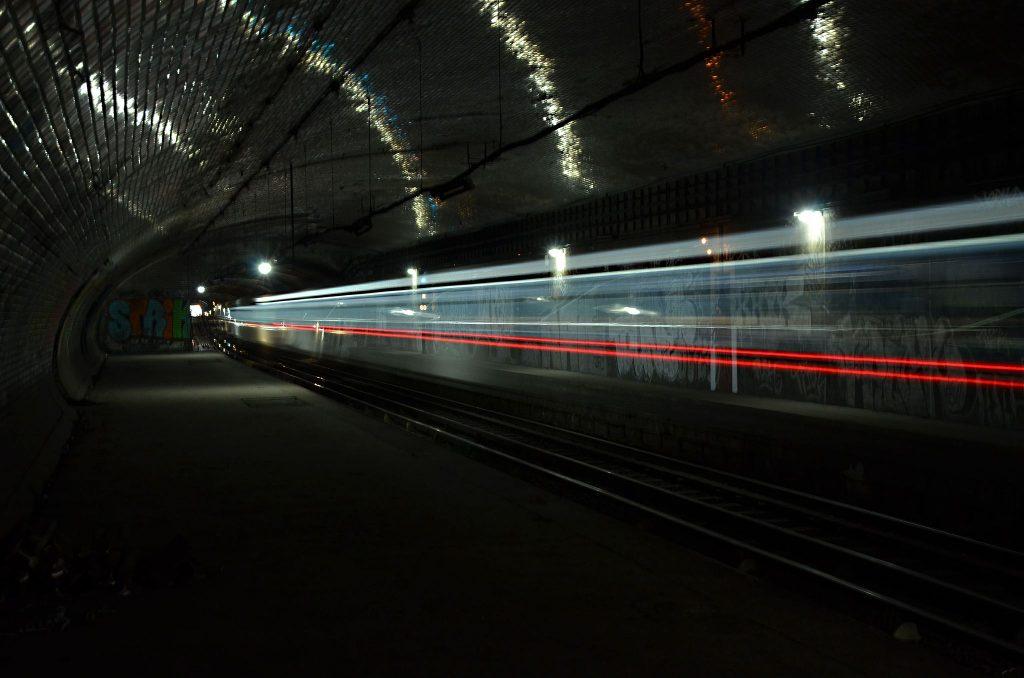 Champ de Mars ghost station │© Sprag75 / Wikimedia Commons