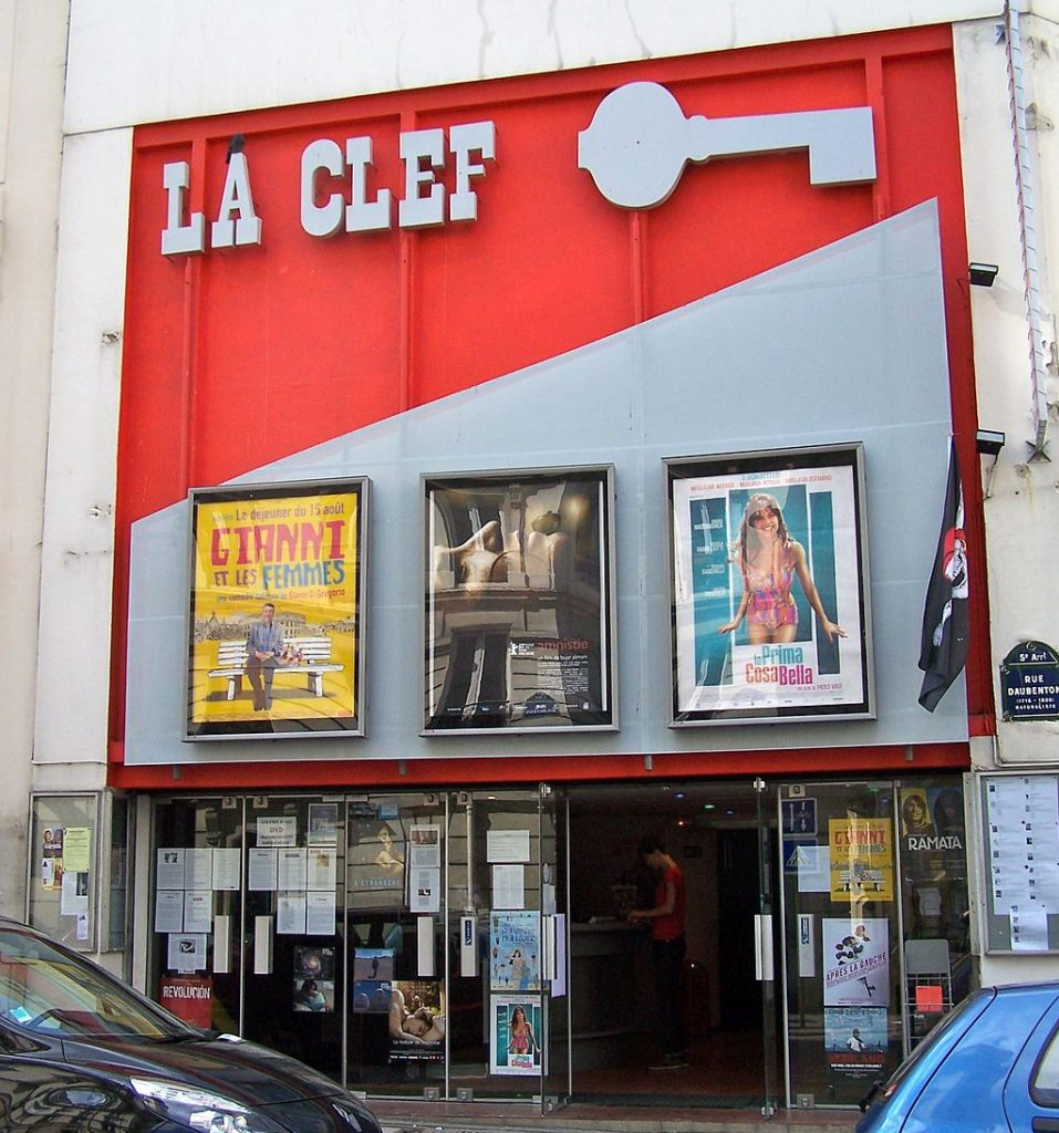 Cinéma la Clef │© LPLT / Wikimedia Commons