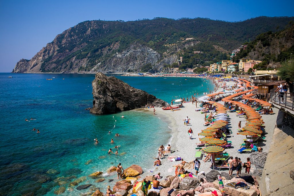 CinqueTerre ©ISFFlorence / Flickr