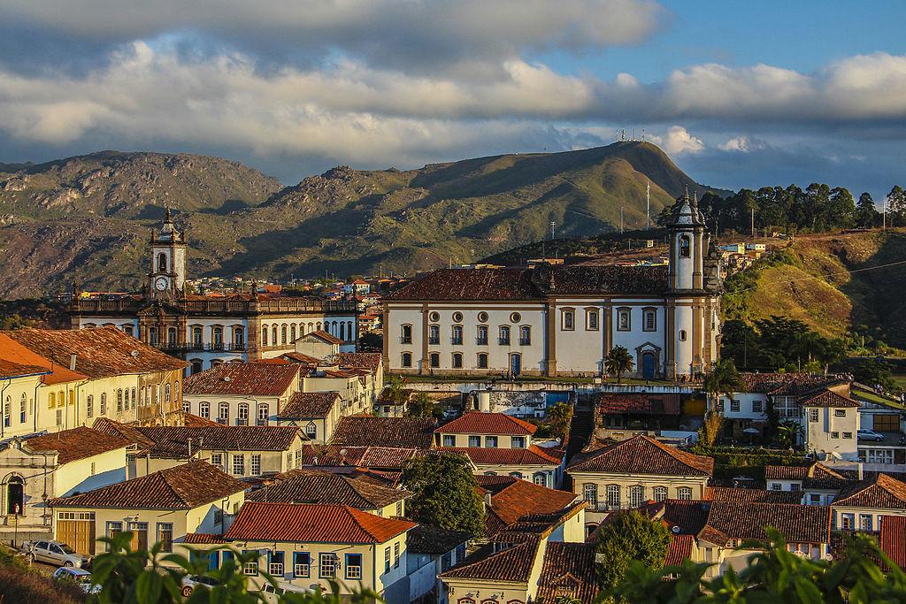 Ouro Preto  © Raquel Mendes Silva/WikiCommons