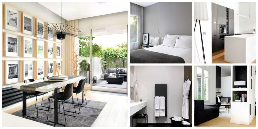 Designer apartment and garden in Bastille │© Courtesy of Manuel / Airbnb