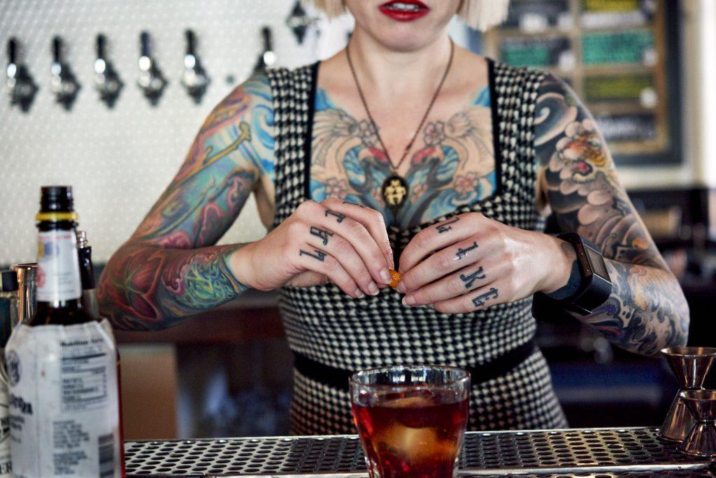 Victoria Bar | Courtesy of Dina Avila