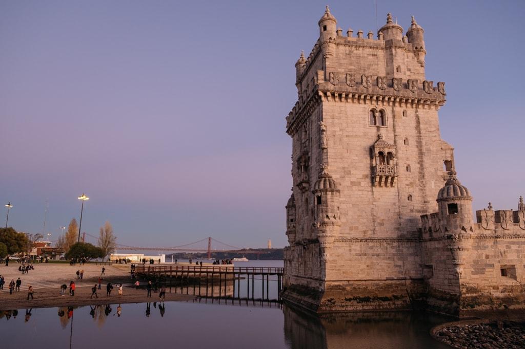 DSCF4902 - WATSON - LISBON, PORTUGAL - BELEM TOWER