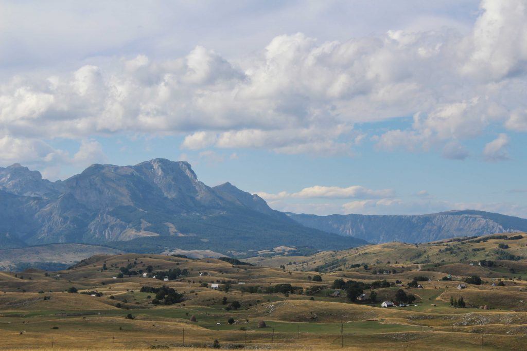 Gavin Greene | Durmitor Plateau on the way to Zabljak