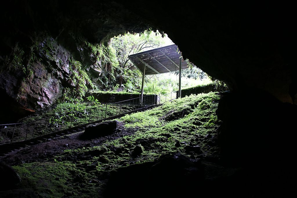 Entrance to Dunmore Cave | © Jan-Philipp Litza/WikiCommons