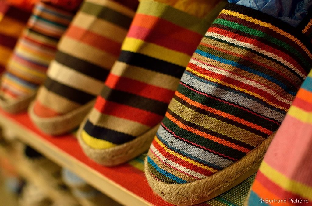 Espadrilles | ©Bertrand Pichène / Wikimedia Commons