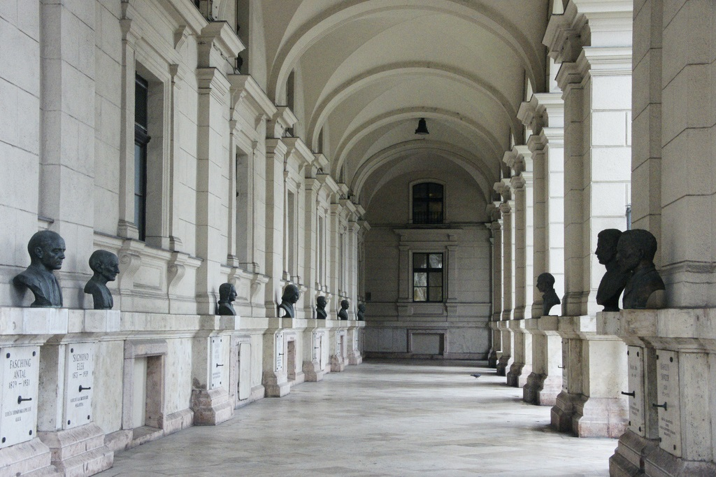 Hungarian Ethnographic Museum, Budapest