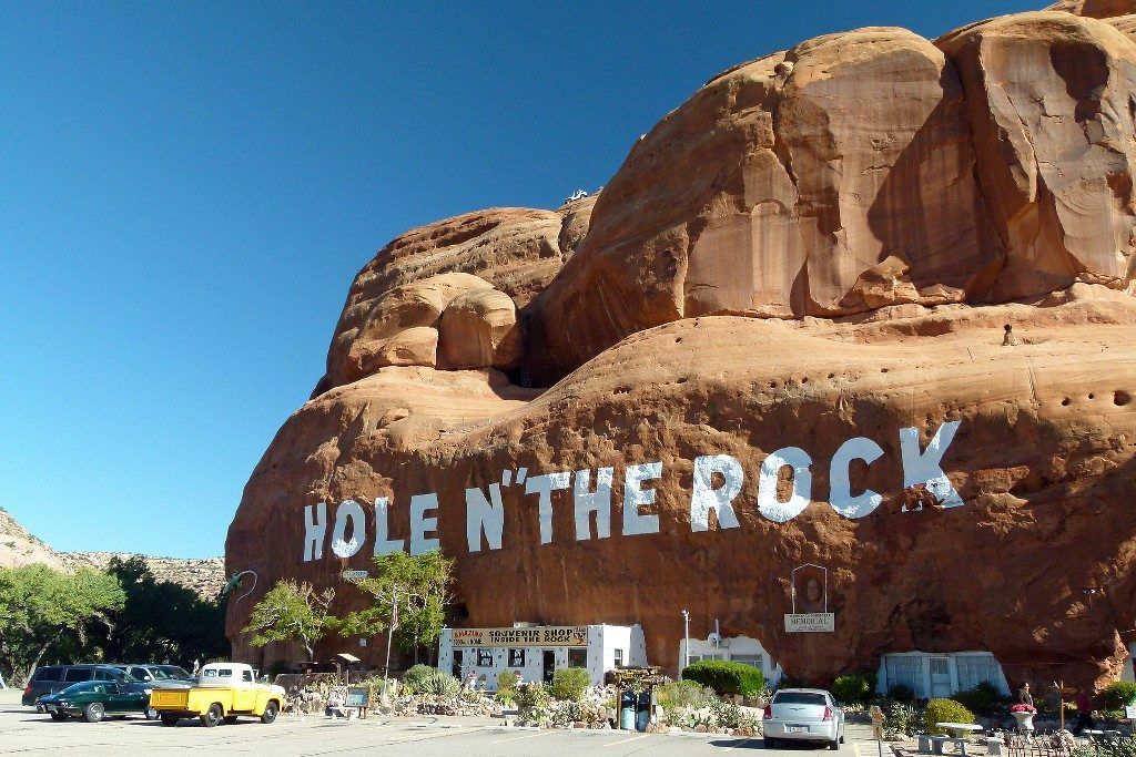 "Hole N"" the Rock 