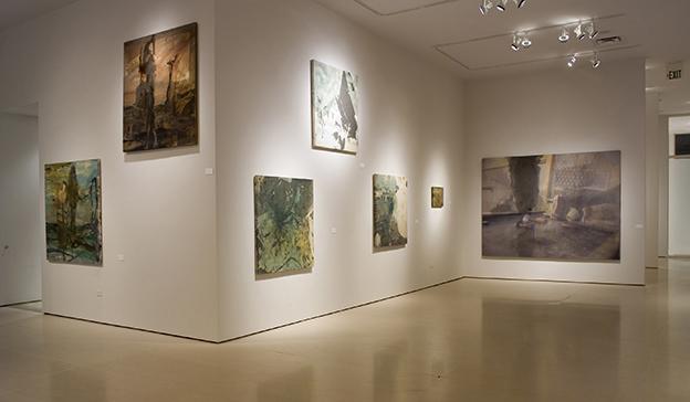 Alejandro Garmendia exhibition at the McClain Gallery in Houston   ©AneSG / Wikimedia Commons