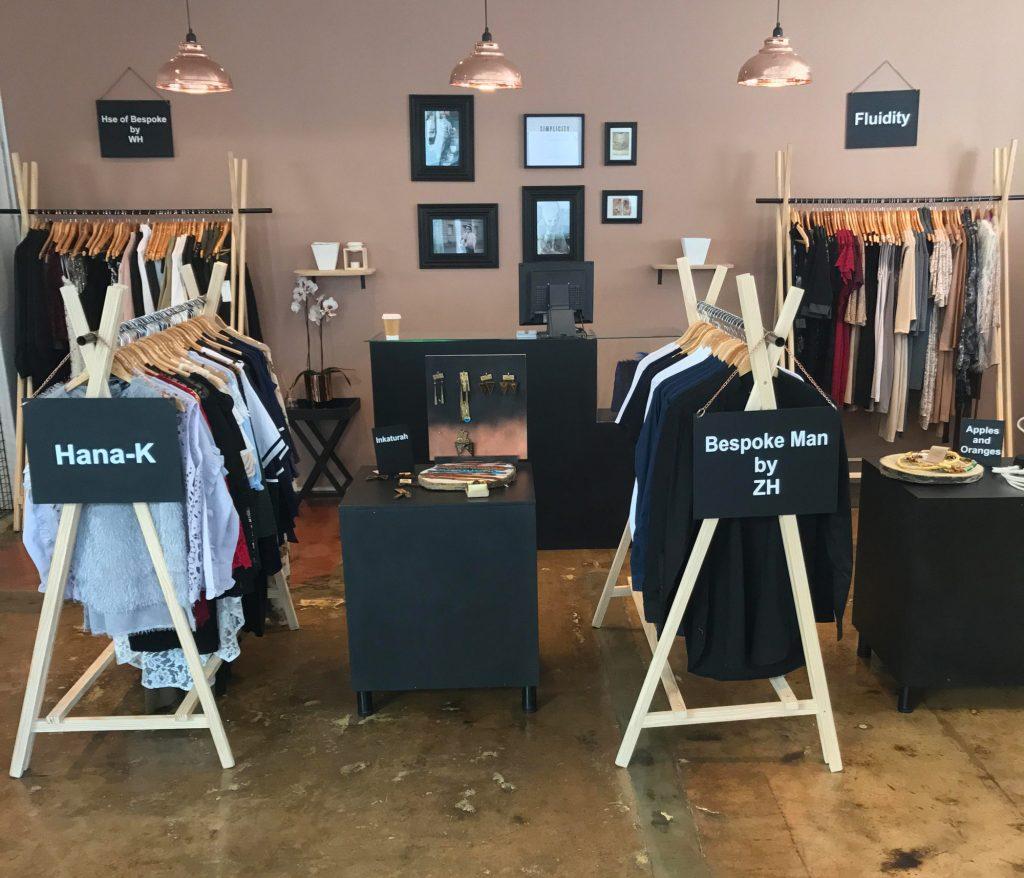 HSE of Bespoke fashion boutique