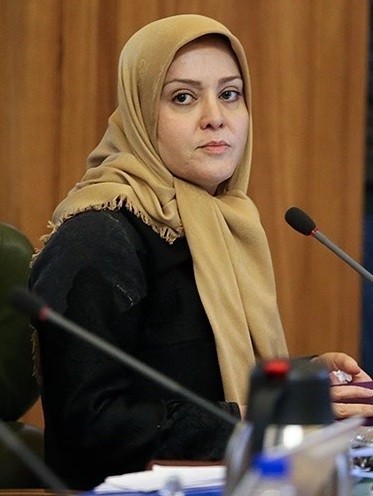 Fatemeh Daneshvar is a successful business woman and entrepreneur | © Hossein Zohrevand / Wikimedia Commons