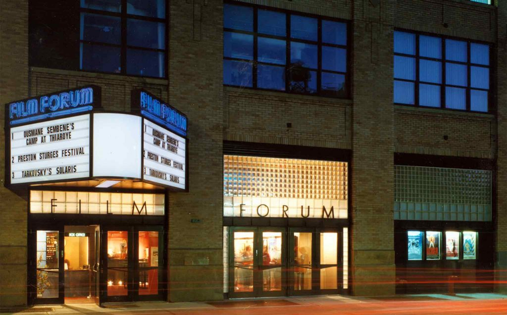 Film Forum | Courtesy of Film Forum