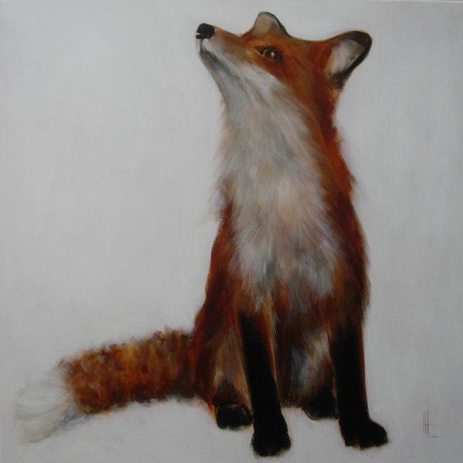 Fox | Courtesy of Heidi Langridge