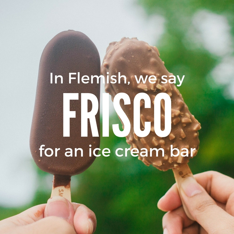frisco-ice cream bar | © Culture Trip/Nana Van de Poel