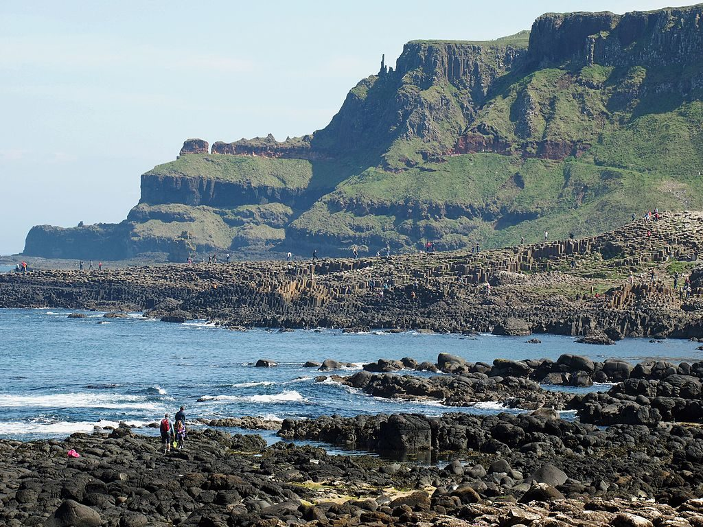 Giant's Causeway, County Antrim | © Hajotthu/WikiCommons
