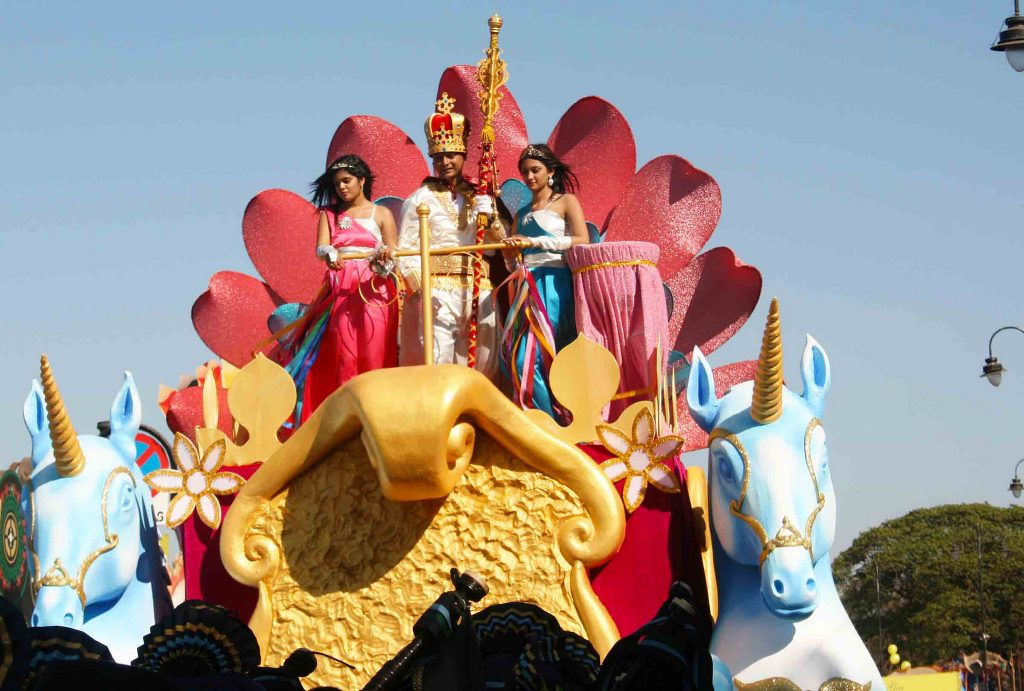 Goa Carnival | © Joel's Goa Pics / Flickr