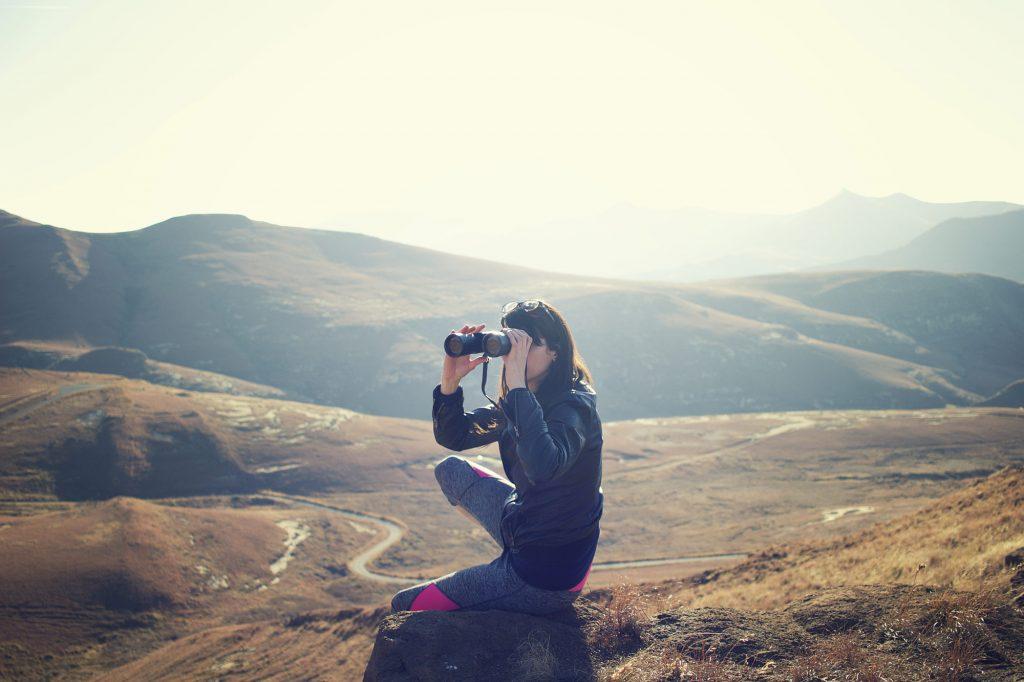 The vast landscapes of the Golden Gate Highlands National Park, in the Free State | © Pawel Janiak/Unsplash