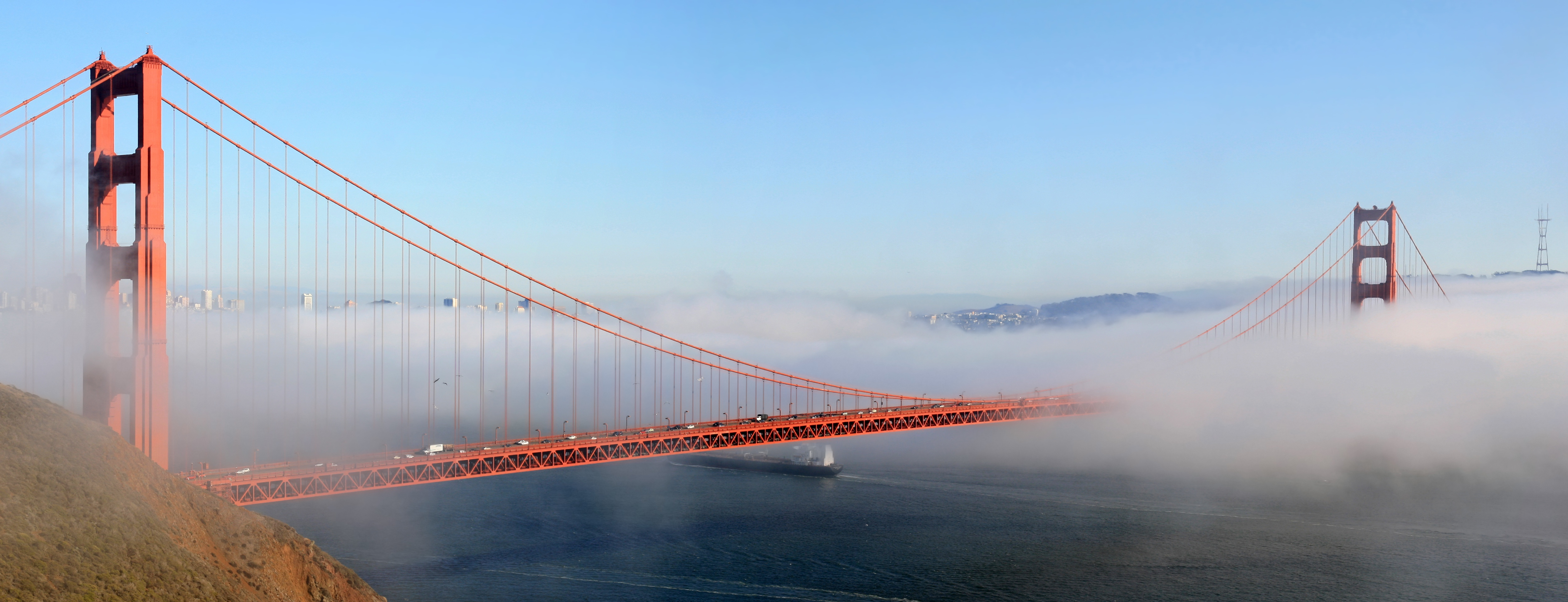7 Great Movie Moments Featuring The Golden Gate Bridge Diagram Of