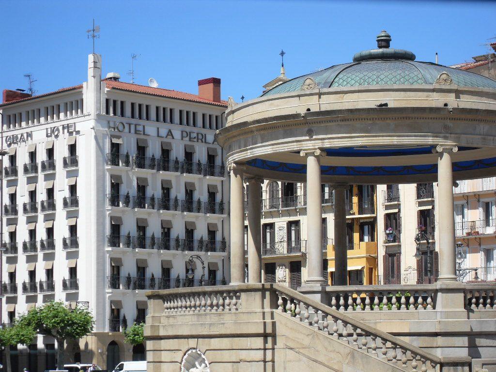 Gran Hotel La Perla, Pamplona | ©Gran Hotel La Perla