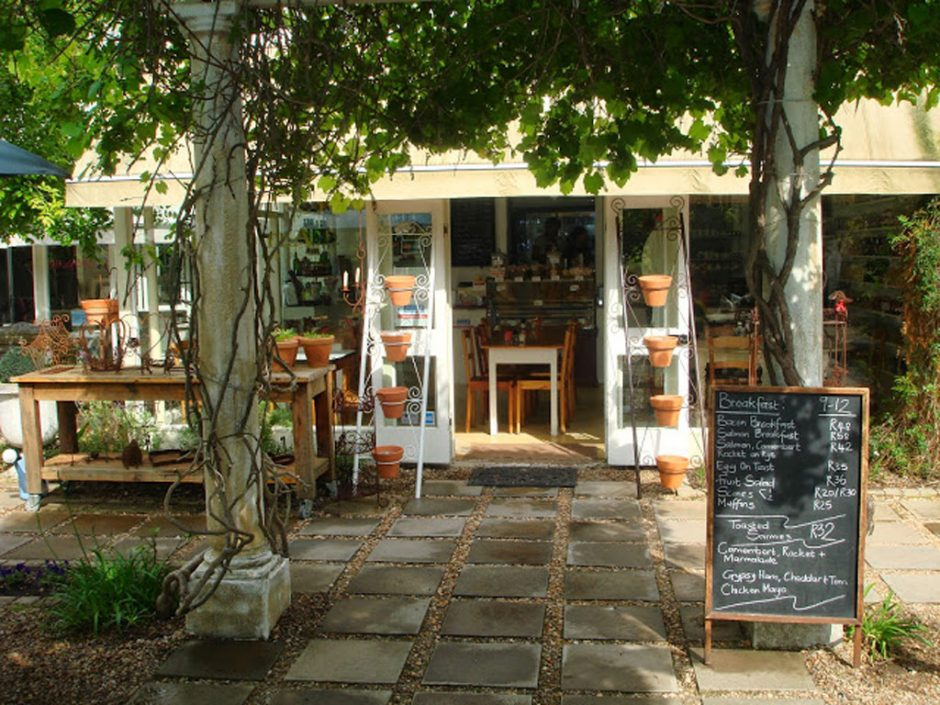 High Tea cafe