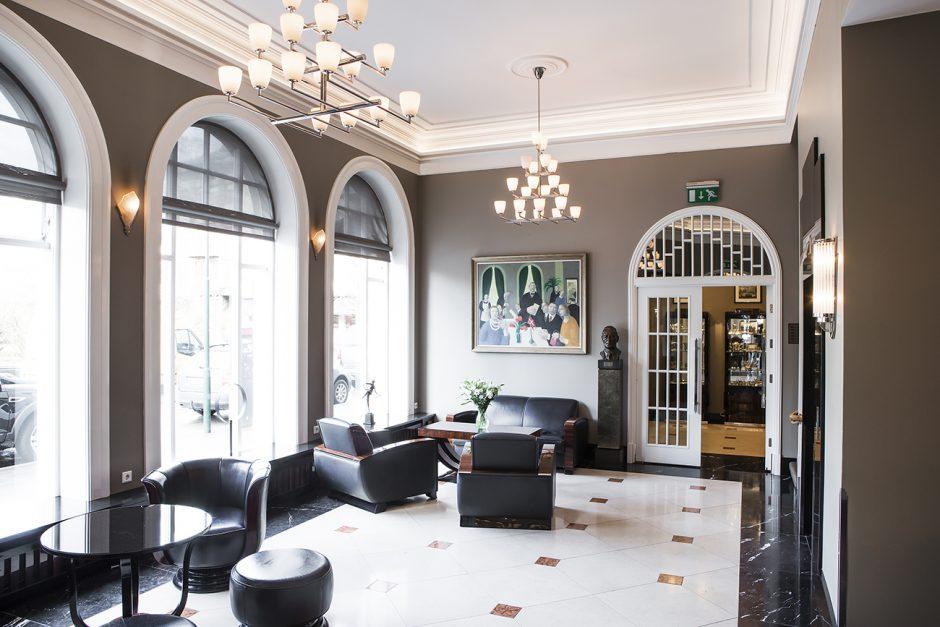 Hotel Borg lobby Keahotels 11